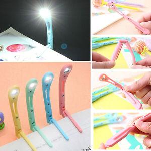 led mini klemmleuchte leselampe licht buch schreibtischlampe buchlampe lampe fs ebay. Black Bedroom Furniture Sets. Home Design Ideas