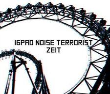 16PAD NOISE TERRORIST Zeit [first ltd.edition] CD 2014 HANDS