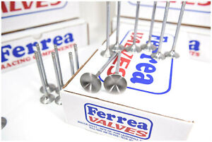 Set of 8 Ferrea Racing Components F6216-8 Competition Series 1.750 Exhaust Valve