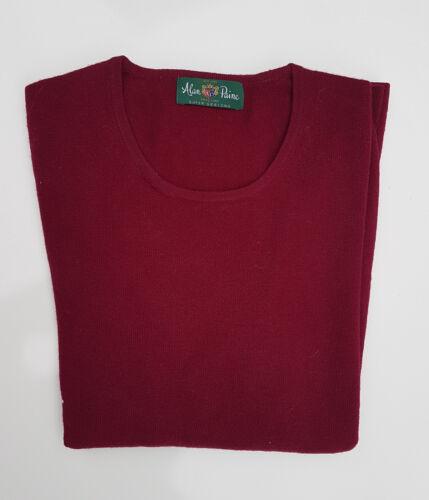 ALAN Paine Donna Geelong Lana Crew maglione a girocollo-secondi