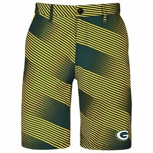 709d30a57 Forever Collectibles NFL Men s Green Bay Packers Diagonal Stripe ...
