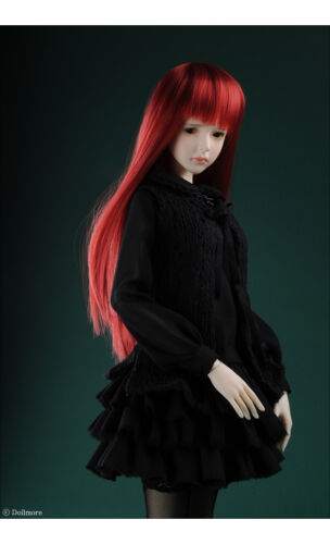 "Neradin Dress Set Black Dollmore  1//3 BJD 22/"" doll clothes  SIZE SD"