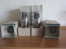 2x RARE KENOTRON 5C3S / 5U4G / 5U3C (NEW, NOS, BLACK PLATE, BOXED) from 60-s