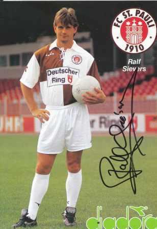 AK 2205 Ralf Sievers FC St Pauli