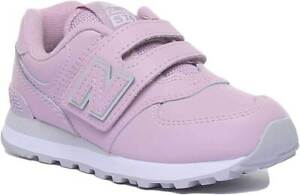 Details about New Balance Yv574Erp Kids Casual Suede Trainer In Pink Size UK 10 - 2