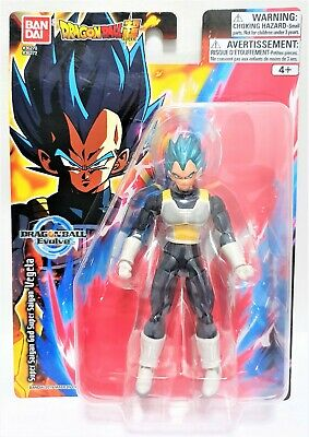Dragon Ball Super 5 Inch Evolve Super Saiyan God Super Saiyan Vegeta Action Fig