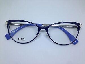 FENDI FF0038 occhiali da vista donna optyl aste flex woman glasses brille gafas tAJVZ1THw
