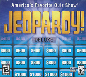 Jeopardy deluxe quiz tv show trivia puzzle pc game win xpvista new image is loading jeopardy deluxe quiz tv show trivia puzzle pc solutioingenieria Images