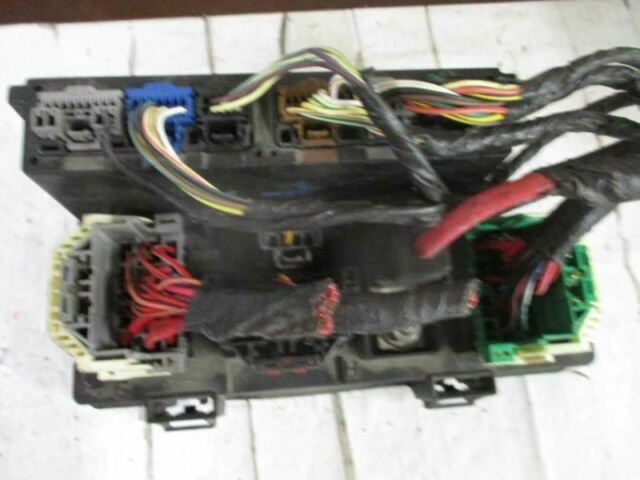 06-09 pt cruiser fuse box control module bcm integrated power ...  ebay