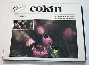 Cokin-P071-C-Spot-WA-Incolor-2-filter-NEW-w-original-box