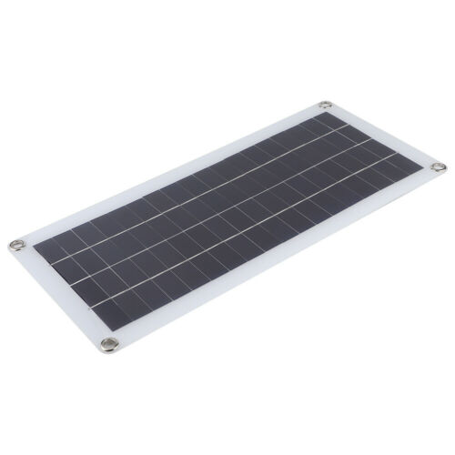 20W 18V Portable Outdoor Solar Power Panel Battery Charger Photovoltaic Module