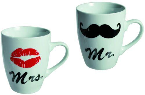 Christmas Mr /& Mrs His and Her Mug set birthday Valentine/'s Day gift 78//8217