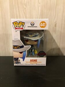 Funko-Pop-Vinyl-Cyber-Monday-Overwatch-Ashe-Exclusive-Special-Edition