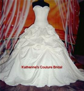 30 pieces including shipping Wedding Dress Bridal sz 12 In Stock ...