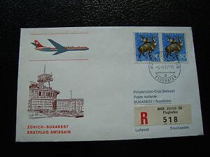 Switzerland-Envelope-5-4-1967-Zurich-Bukarest-cy22-Switzerland