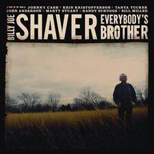 "BILLY JOE SHAVER CD: ""EVERYBODY'S BROTHER"" 2007"