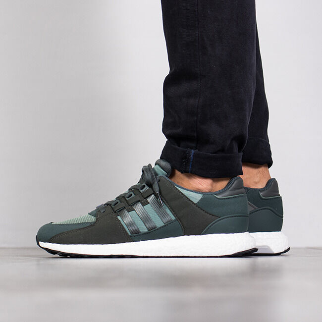 Adidas nmd boost ultra BB1240  13  size Grey Green Support