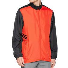 Adidas Golf Men's Club Long-Sleeve Wind Jacket,  Brand New