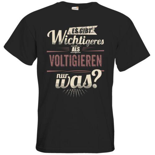 Getshirts-rahmenlos ® cadeaux-t-shirt-il y a plus important que voltigier...