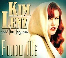 Follow Me [Digipak] by Kim Lenz & the Jaguars/Kim Lenz.