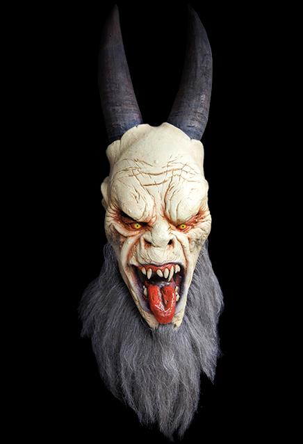 Buy Anti Santa Krampus Beast Creature Monster Latex Mask Costume