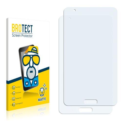 2x Samsung Galaxy S WiFi 4.2 YP-GI1CW Display Schutz Folie Matt Entspiegelt