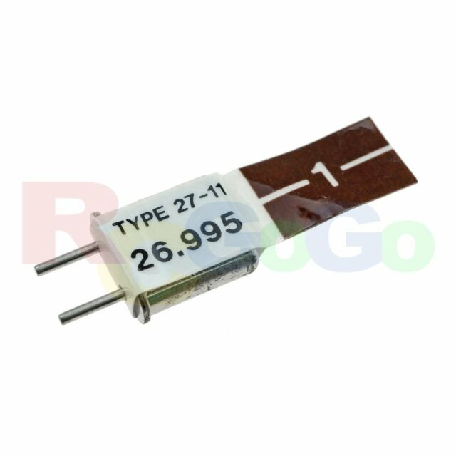 bulk pack 80 RX Récepteur CRYSTAL Genuine Futaba FM 75.790 MHz Channel