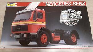 REVELL-1-25-Mercedes-Benz-1628s-model-kit-Bausatz-maquette-7467