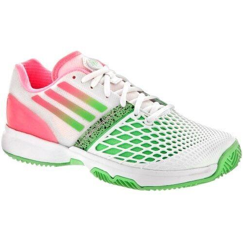 sports shoes 057e8 9ced7 Womens adidas CC Adizero Tempaia 3 III RG Tennis Shoes B24409 7-10 Reg 7  for sale online   eBay
