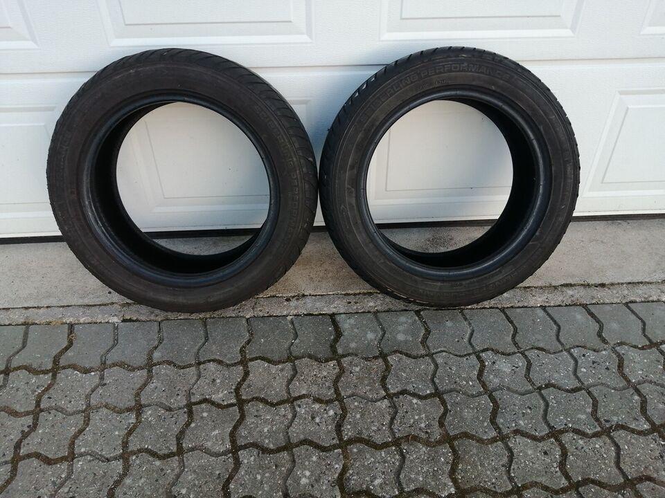 Sommerdæk, Michelin, 205 / 55 / R16