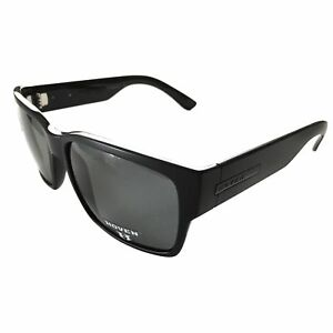 efd36b491f NEW Hoven Vision Mosteez Sunglasses ANSI Matte Black POLARIZED Grey ...
