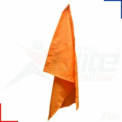 """Bisley Beater Drapeaux 34/"""" X 20/"""" With Pole Poche"""