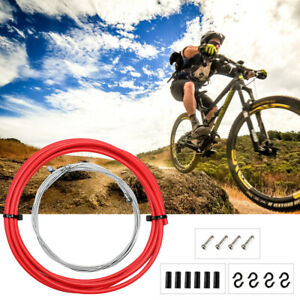 Bicycle Brake Cable Sets MTB Road Bike Universal Housing Kit Smooth Shift Line