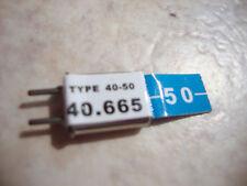 Jamara Empfängerquarz 40.665 MHz K 50 - Type 40-50