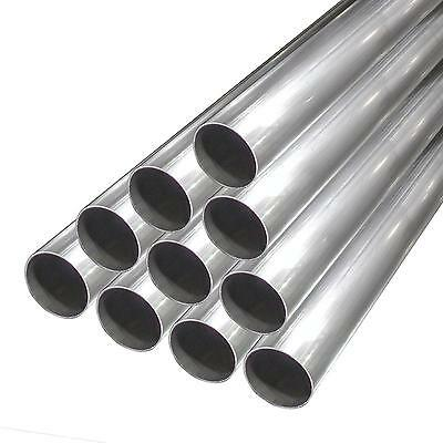 """Stainless Works 2/"""" 304 Stainless Steel 180° Bend OD .049 Wall 2.9 CLR THIN WALL"""