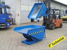 Kippbehälter, Kippmulde, Muldenkipper, Kippcontainer 500 l / 1000 kg