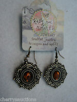 D Medallion Vintage Style Kelly Rae Roberts Soulful Jewelry Earrings To Inspire