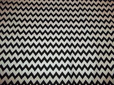 Sheets & Sets Useful Handmade Cotton Fitted Crib Sheet// Chevron /black & White/unisex