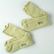 2x PAIR Genuine US Made Military GI Surplus Winter Boot Socks 75-80% Wool Large
