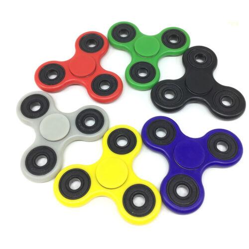 Peonza dedo antiestres juego entretenimiento Fidget Spinner Niños adultos Relaja