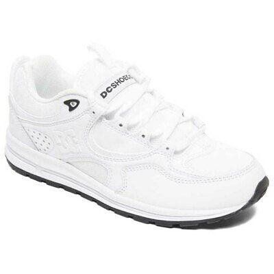 DC Shoes Kalis Lite Noir et Blanc Chaussures De Skate Baskets Baskets Taille UK 5 NEUF | eBay