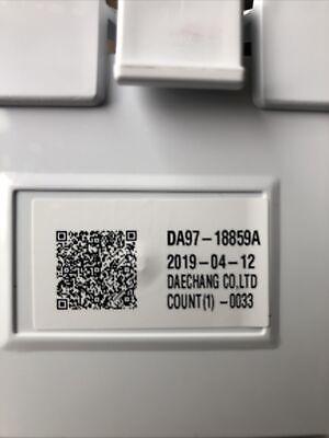 DA97-18859A USED OEM SAMSUNG ICE MAKER   DA97-13718C