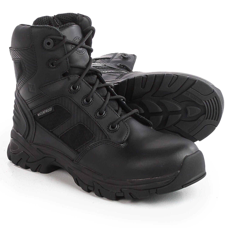 Justin stivali Steam EH Work stivali Water  Leather Men Dimensione 8W, 9W  consegna gratuita e veloce disponibile