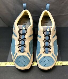 AHNU-Slip-on-brown-2301TAPj-Size-10-womens-Shoes-40-5-EU-Nwob-New