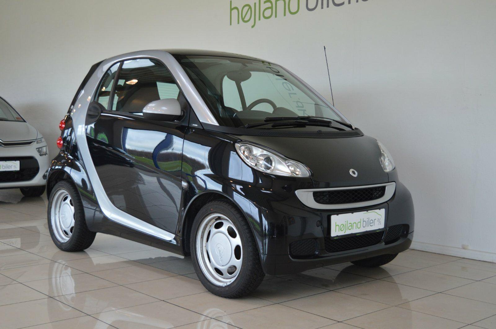 Smart Fortwo Coupé 1,0 Passion 71 aut. MHD 3d - 64.900 kr.