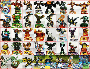 Skylanders Giants Figurines Séléction Pour: Ps3, Ps4, Xbox, Wii, Dsi, U, Elite,
