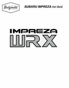 Subaru-IMPREZA-WRX-rear-decal