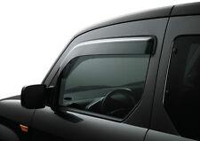 2003-2010 HONDA ELEMENT DOOR WINDOW VISORS OEM