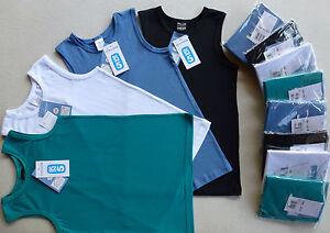 Schiesser-Ninos-Camiseta-de-tirantes-interior-104-116-128-140-152-164-176-Ropa