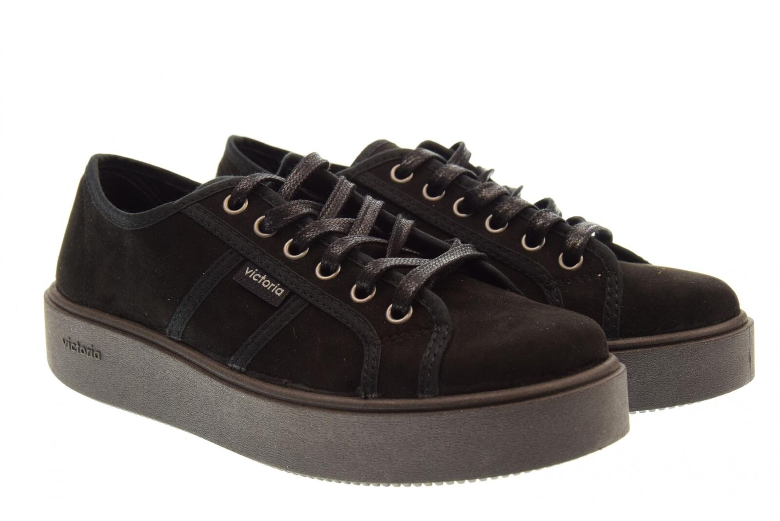 Victoria A18u Chaussures Femme Low Baskets Avec Plate-forme 1260116